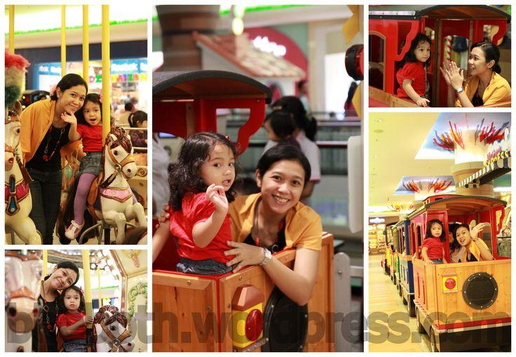Miniapolis Plaza Indonesia - Kids Playground - Jakarta