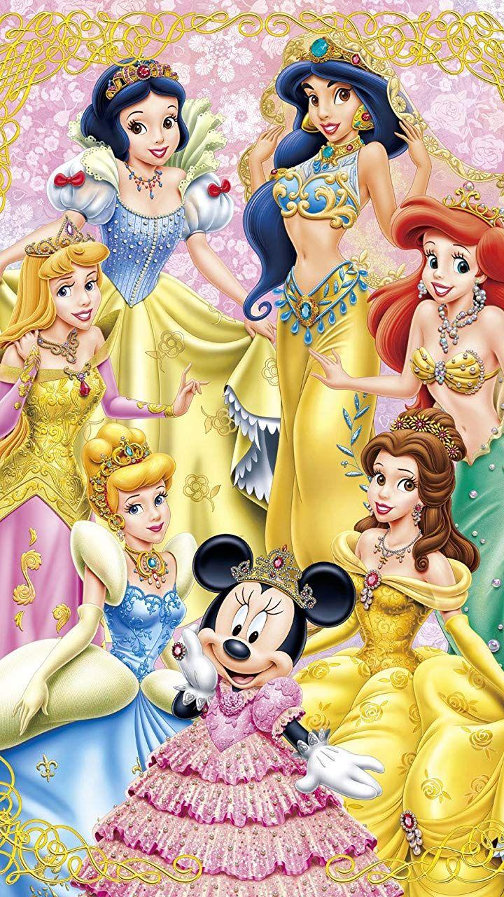 ディズニー 白雪姫 シンデレラ ジャスミン アリエル ミニー姫 ベル