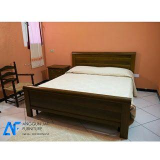 Tempat Tidur Minimalis Jati | Model Tempat Tidur Minimalis Jati