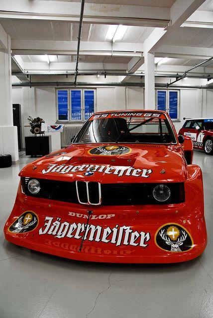 Jagermeister BMW e21