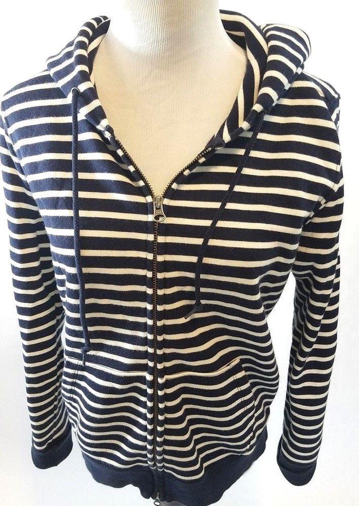 UNIQLO Jacket Cardigan Size Large Striped #Uniqlo #Cardigan