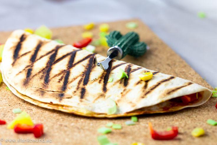 Sund Hawaiitortilla 4 Port #tortillas#tortillarecept #grilladtortilla #texmex #slankosund #recept #recette #recipe #recipes #hawaiitortilla
