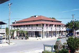 Cedar Key Inn - Florida - History of Haunting: * There is the story of the small black boy, about nine years old who died before the end of the Civil War. The way the story goes--this small boy was hired by the manager of the general store and post office to sweep-up and help around the property. Apparently the manager spotted the little boy putting something in his pocket and thinking he had witnessed the boy pilfering something, chased him