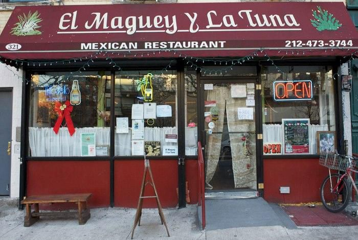 No need to cross borders! Enjoy El Maguey y La Tuna's authentic Mexican food right at the heart of New York.