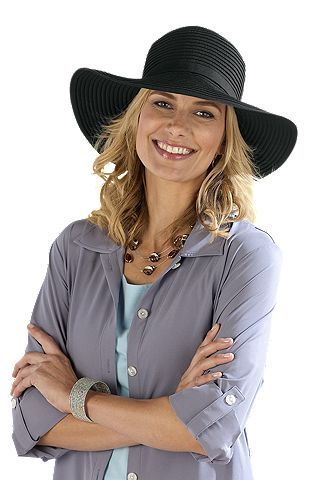 Shapeable Travel Sun Hat: Sun Protective Clothing - Coolibar