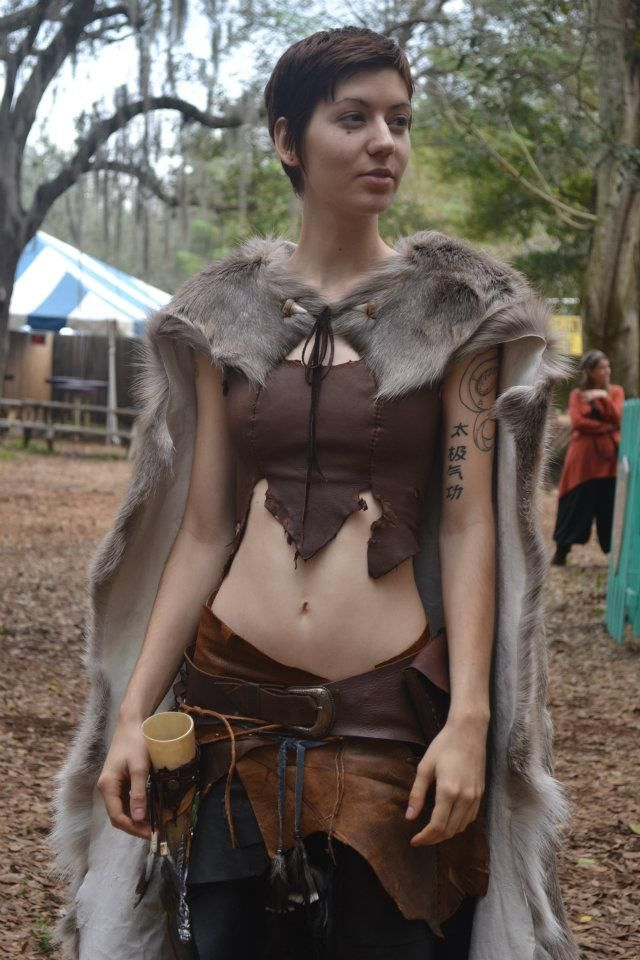 Dagorhir Discussion Forums -Female Barbarian, minus the fur bikini