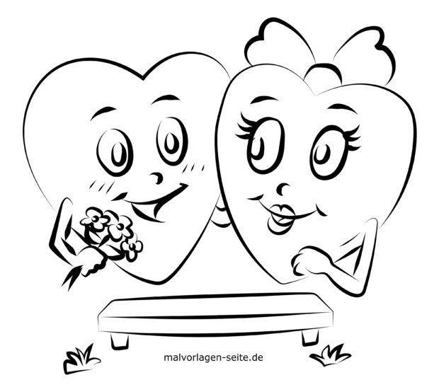 Malvorlage Valentinstag Feiertage Malvorlagen Kostenlose Ausmalbilder Ausmalbilder