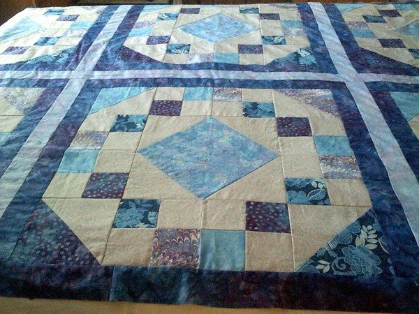 June 6 - Today's Featured Quilts - 24 Blocks