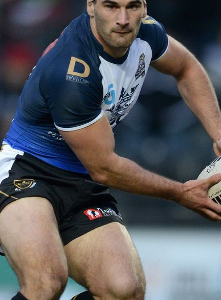 Danny Houghton of Hull FC