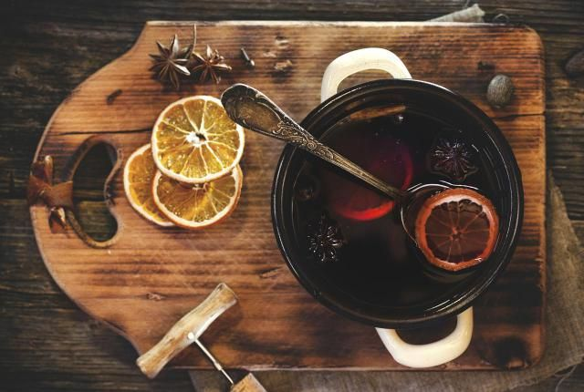 The vine's version of a classic hot toddy, mulled wine is a traditional holiday treat in many Old World countries. This warm spiced wine recipe is easy to make and delicious to drink.