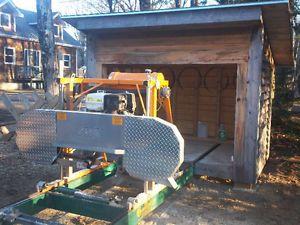 SMG Champion Portable Bandsaw Mill - Sawmills Ready To Saw Annapolis Valley Nova Scotia image 6