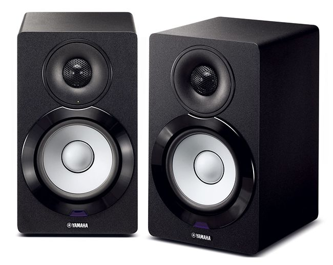 Yamaha Debuts MusicCast Powered Monitor Speakers, Based On Its Legendary White Cone Studio Model