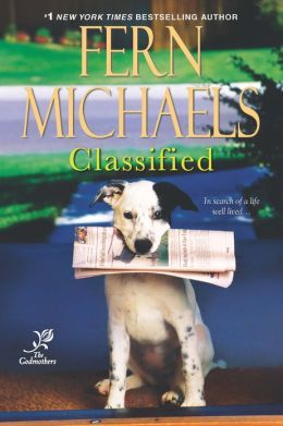 Classified (Godmothers Series #6) by Fern Michaels is available now! Purchase it here: ow.ly/ptP6D
