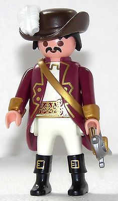 MUSKETIER BRAUN GOLD Playmobil zu D´Artagnan + die 3 Musketiere König Garde 1494