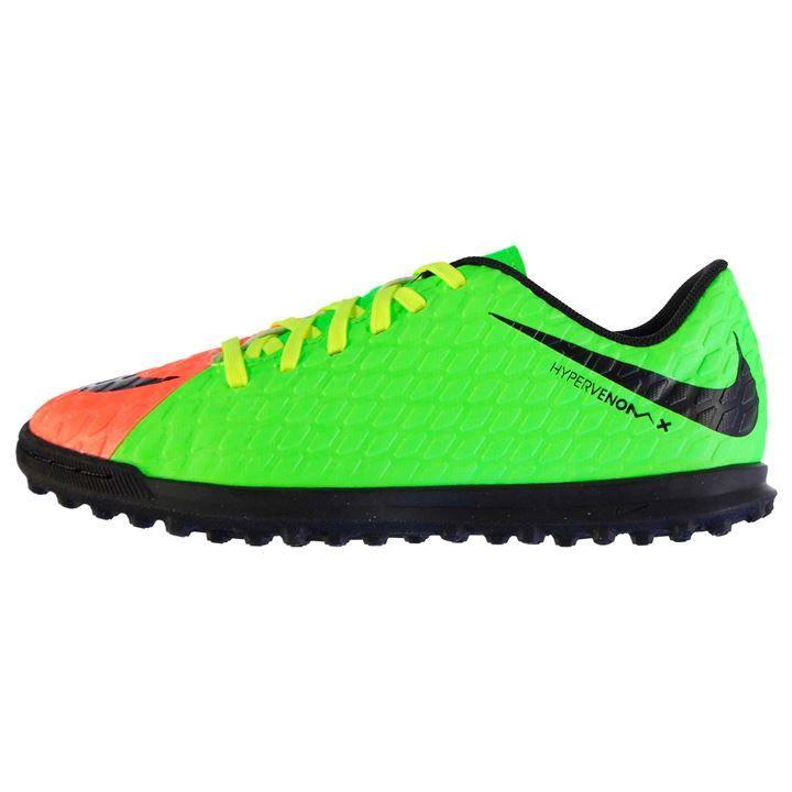 Nike | Nike Hypervenom III 3 X Phade Astro Turf Trainers Junior | Football Boots