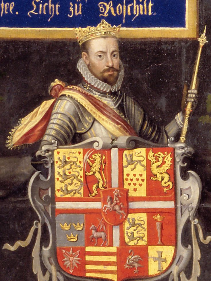 Rosenborg » Frederik 2. var konge af Danmark og Norge fra 1559. Søn af Christian 3. og Dorothea ...