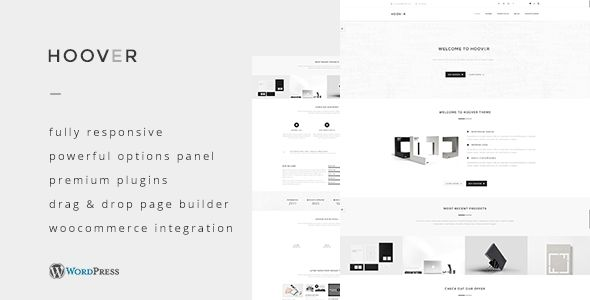 wpthemeclub: Hoover - Multipurpose WordPress Theme