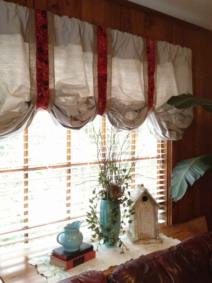 17 Best Images About Drop Cloth Ideas On Pinterest Drop Cloth Curtains Tablecloths And Roman