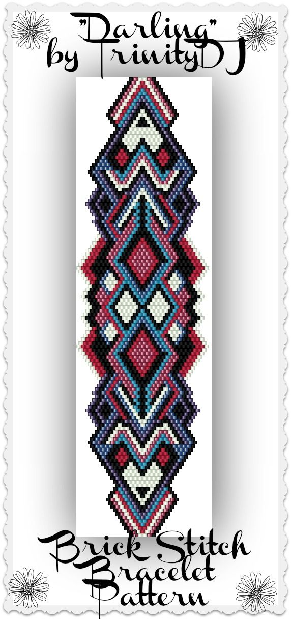 """Super Savings Bundle"" - Peyote no 2 - Get THREE Peyote Stitch Patterns at Discount Price and Save. Please follow this link for more info: https://www.etsy.com/listing/172726409/bp-ss-006-super-savings-bundle-peyote-no?ref=shop_home_active_1"