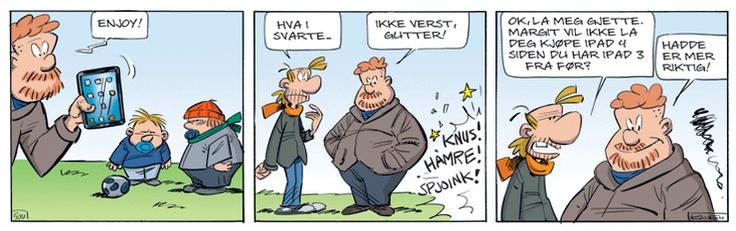Hvordan skaffe seg iPad4 :)    VG Nett - Forsiden - VG Nett