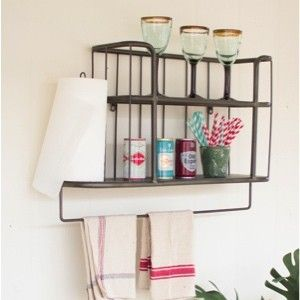 kalalou metal bathroom kitchen shelving unit corral the cooking spices and canisters or the wash cloths and cotton balls masterful metal