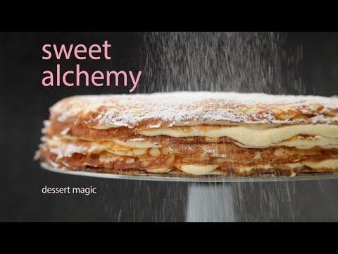 SWEET ALCHEMY by Yigit Pura
