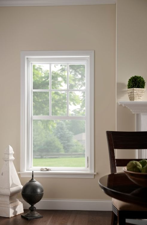 Wonderful Essence Series Wood Casement Window