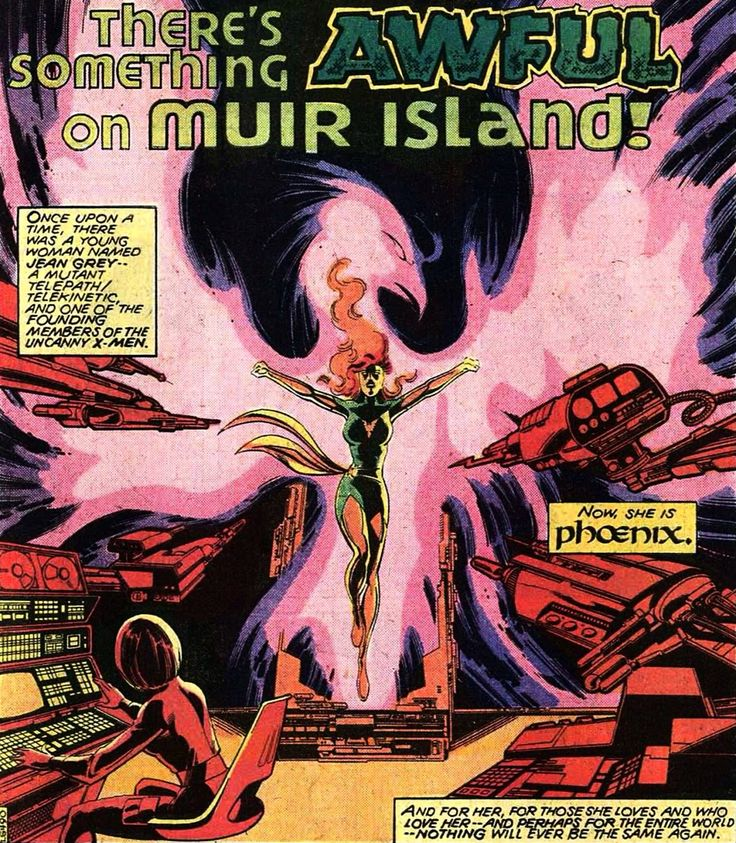 """X-Men#125:""""There's something awful on Muir Island!"""" Quite possibly the best opening page of all time. This story of Proteus and the personal drama that unfolds between the X-Men along the way defines everything this series, under Mr Claremont's guidance, excels at. The Dark Phoenix Saga and Days of Future Past get most of the acclaim, but in my eyes the four issues of Proteus unleashed are also very fine examples of the Claremont/Byrne run."""