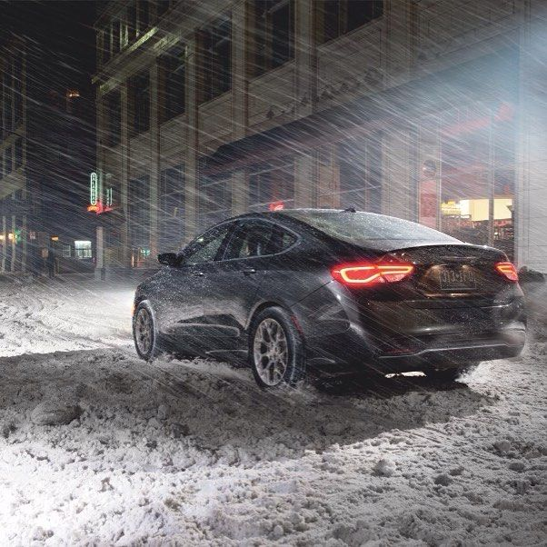 Take on Mother Nature with available AWD. #Chrysler200 #Chrysler #200 #car #cars #cargram #instacar #instacars #carsofinstagram #auto #instaauto #ride #drive #snow #winter