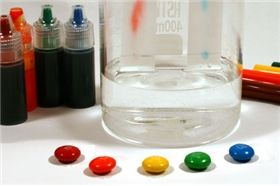 Paper Chromatography: Is Black Ink Really Black? More