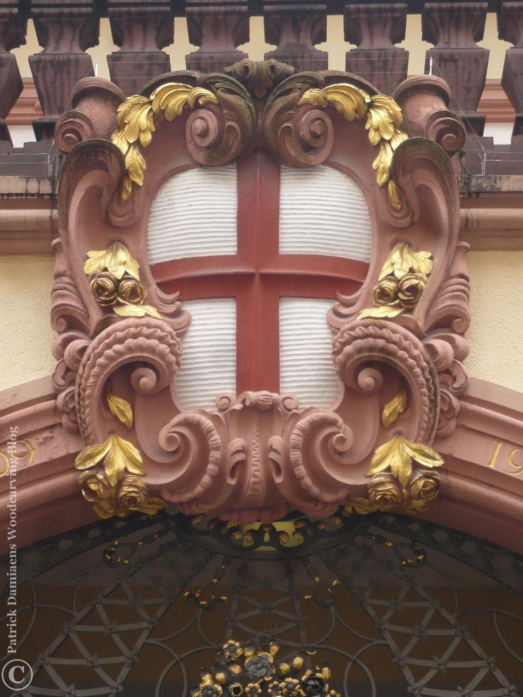 FREIBURG im BREISGAU | Architectural detail in the streets of Freiburg im Breisgau (Germany) Architectural detail in the streets of Freiburg im Breisgau (Germany)