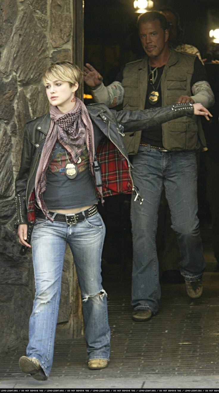 Keira Knightley in Domino (2005)