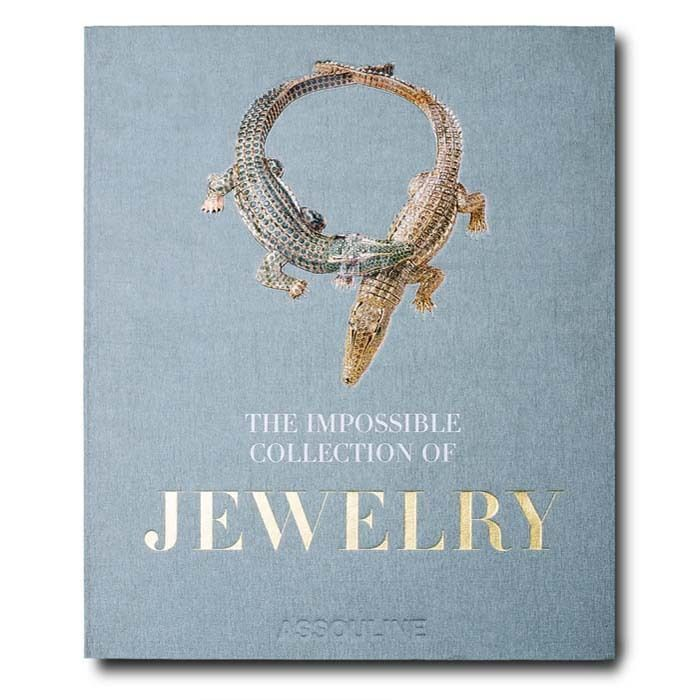 The Impossible Collection Of Jewelry Assouline Books Jewelry Design Jewelry Assouline
