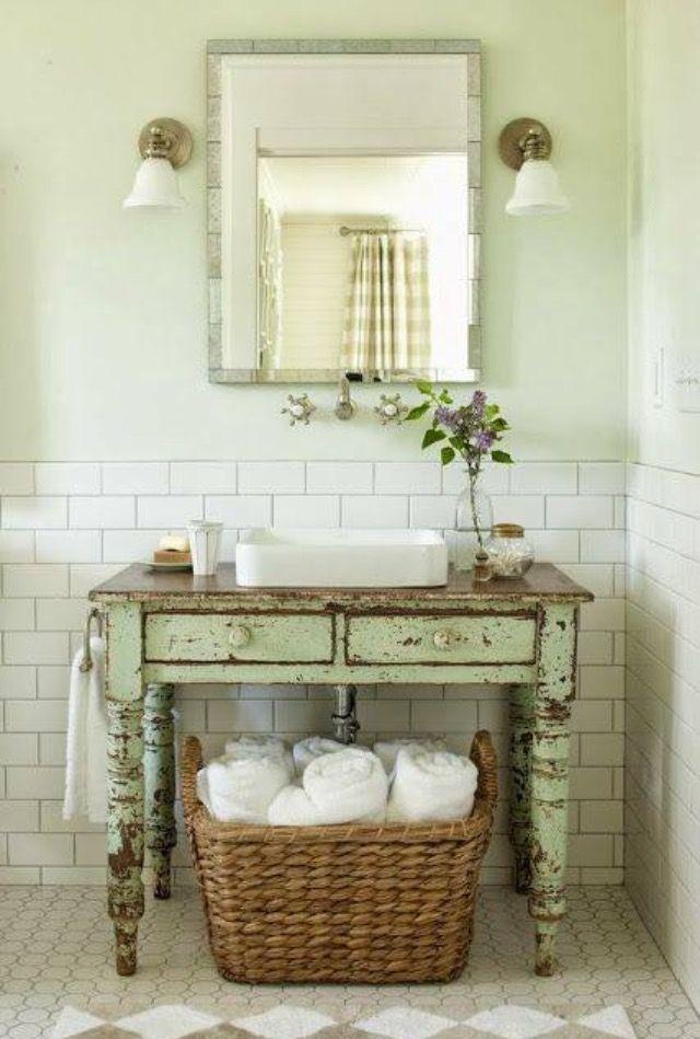 Die besten 25+ Waschbecken im Bad Dekor Ideen auf Pinterest - badezimmer aus alt mach neu