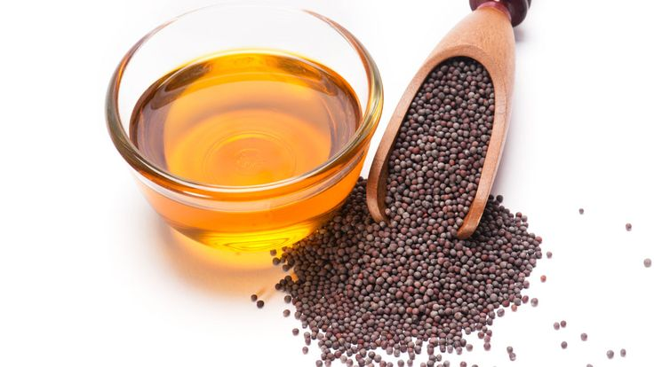 Mustard Oil Treatment For Muscle Pain