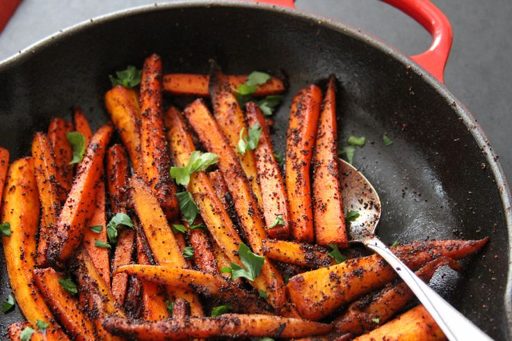 how to cook roast easy carrots and parsnips