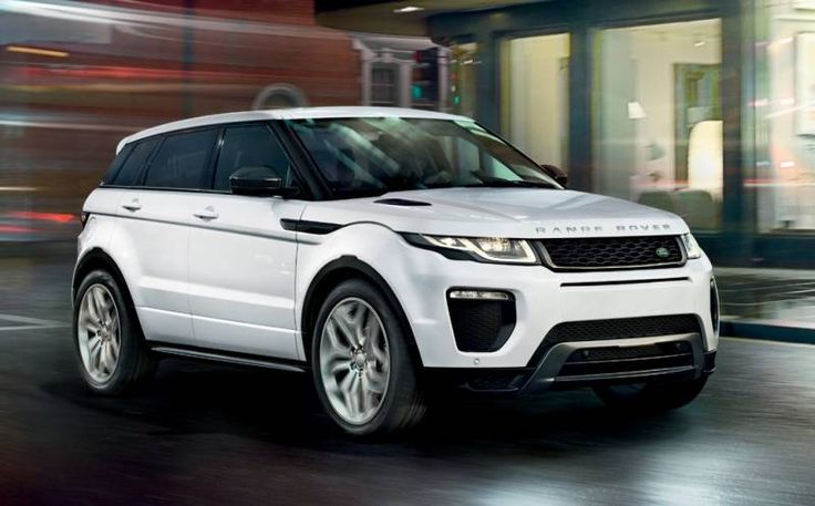 2016 Land Rover Range Rover Evoque – All About The New Model