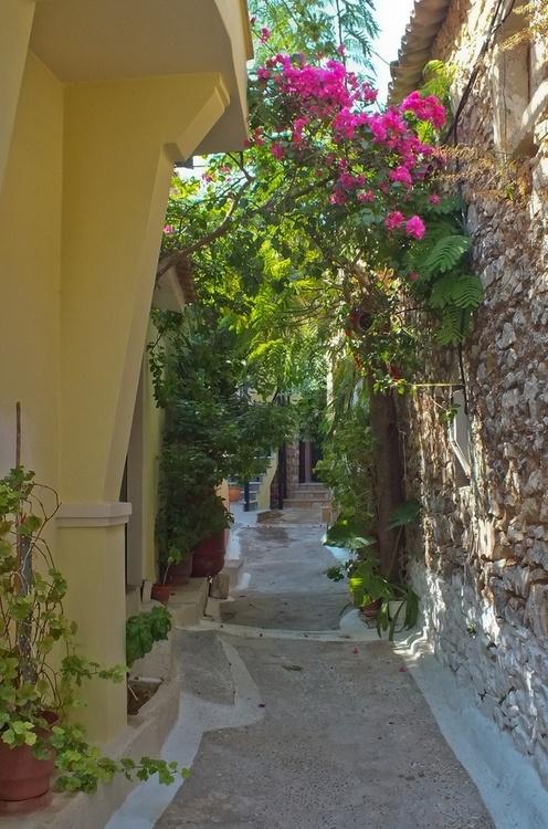 Liapades village - Corfu, #Greece