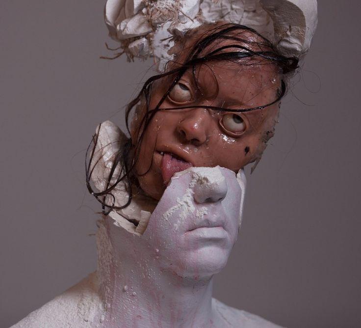 Morbid creation, Sarah Sitkin : creepy