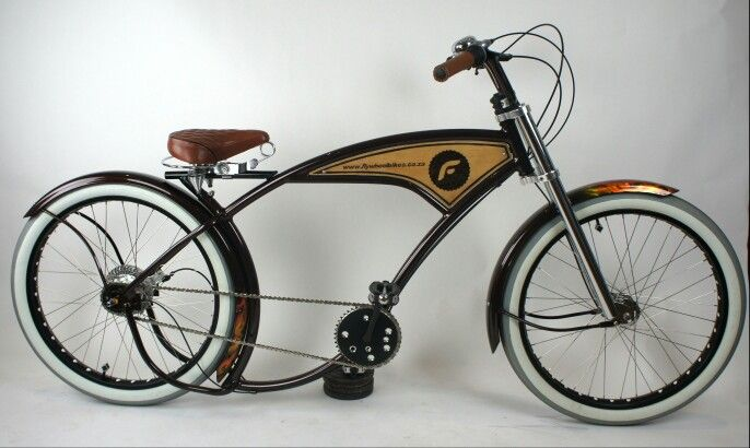 Flywheel Production Bike (Ou SeS)
