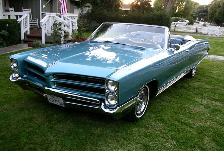 1966 pontiac bonneville convertible cars i have owned for Garage ford bonneville