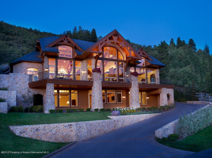 71 best images about aspen million dollar homes on pinterest