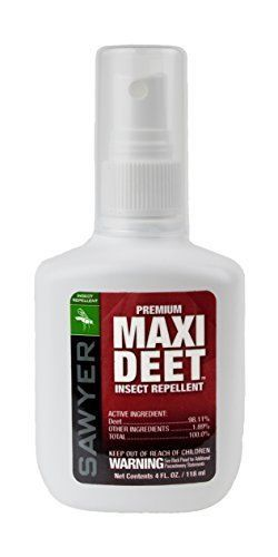 Sawyer Products Insect Repellent Protects Against Mosquitoes Chiggers Gnats Tick #SawyerProducts