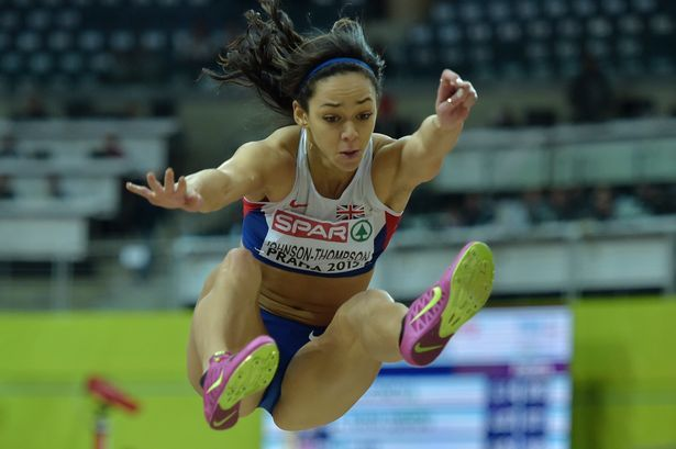 How Katarina Johnson-Thompson keeps getting better as she eyes heptathlon glory