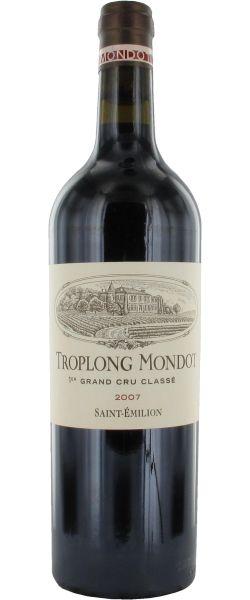Château Troplong Mondot 2007