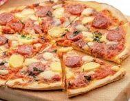 Pizza patate + Salsiccia, Verena