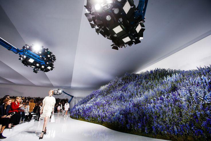 Le défilé Dior prêt-à-porter printemps-été 2016