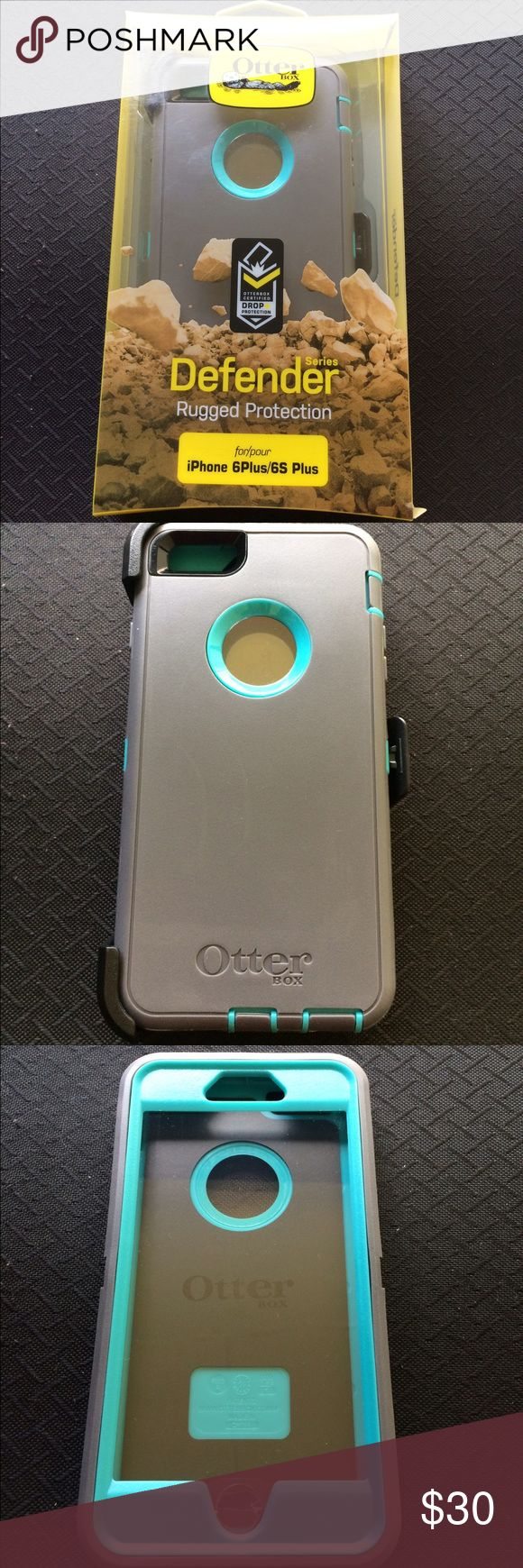 iPhone 6 Plus otterbox Defender Case Otter-box For 6 Plus & 6S Plus Yes I do Bundles! ✅ ✅Please read before buying ! ✅ Next Day Shipping !! ✅Only for iPhone 6 Plus & 6S Plus ✅comes with belt clip ✅comes with screen protector Customer service is my main goal, I am always willing to make my customer happy if a problem arises. Thank you. Otter Box Certified Drop+ Protection you can be sure your device is protected from the wear and tear of everyday use. OtterBox Accessories