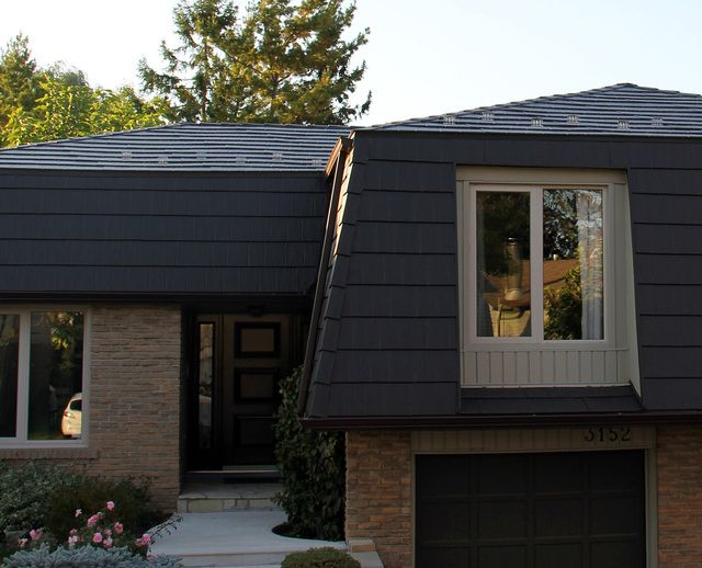 Best 25 mansard roof ideas on pinterest southern for Mansard roof pros and cons