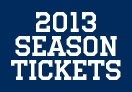 Give the gift of Indians baseball with 2013 Season Tickets!
